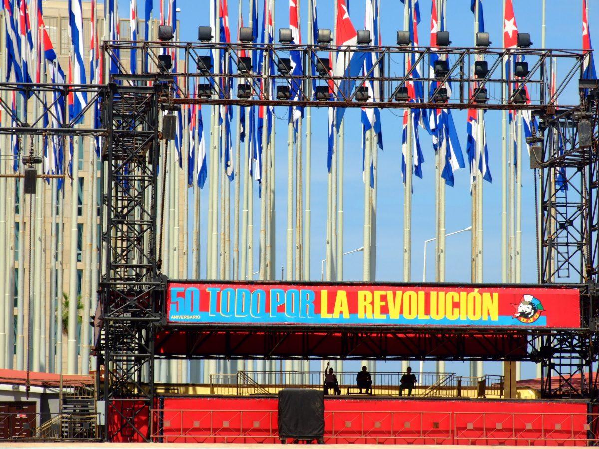 Muro de las banderas